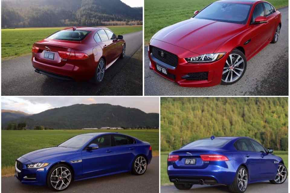 2017 Jaguar XE R-Sport Reviews
