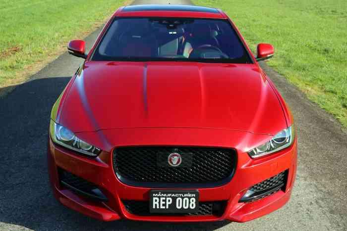 2017 Jaguar 2.0d R-Sport