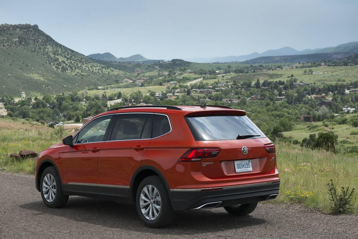 2018 Volkswagen Tiguan Review amee reehal (11 of 21)