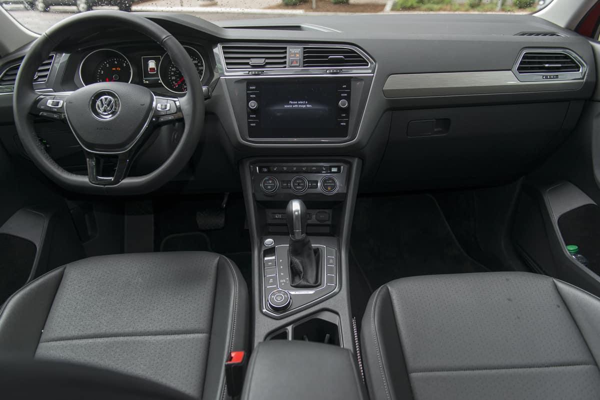 2018 Volkswagen Tiguan Review amee reehal (16 of 21)