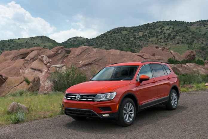 2018 Volkswagen Tiguan Review amee reehal (3 of 21)