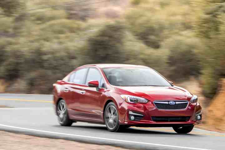 2018 Subaru Impreza Pricing Announced for 5-Door and Sedan Models