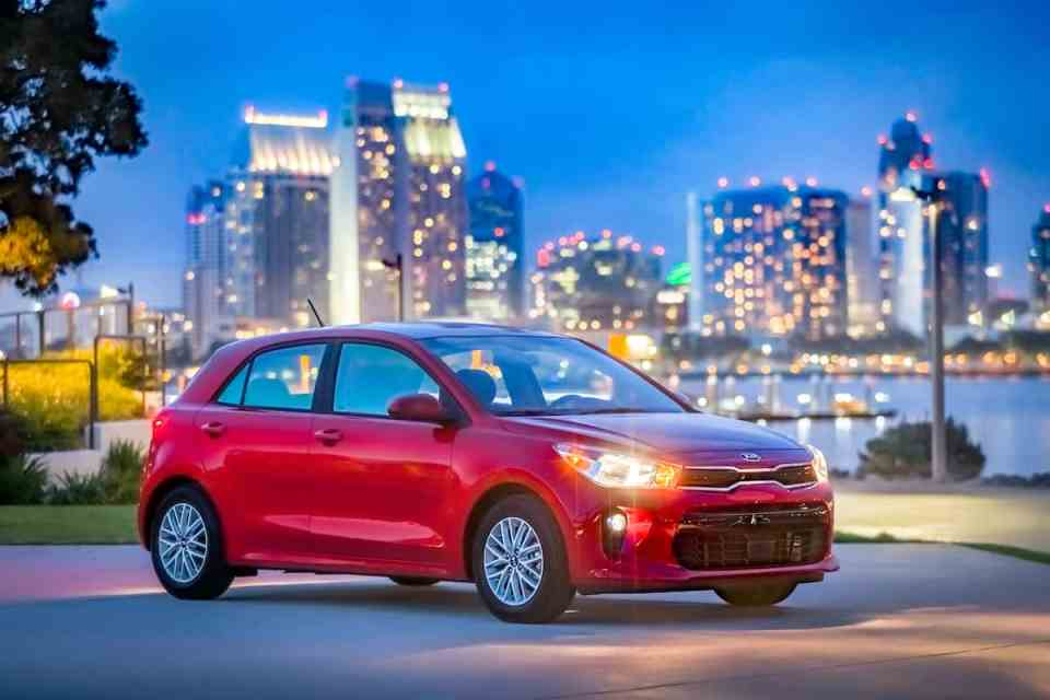 2018 kia rio 5-door pricing
