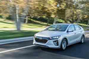 2017 Ioniq Electric Vehicle (EV)