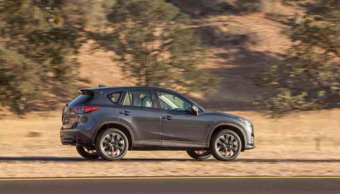 2017 mazda cx-5 review rear rolling