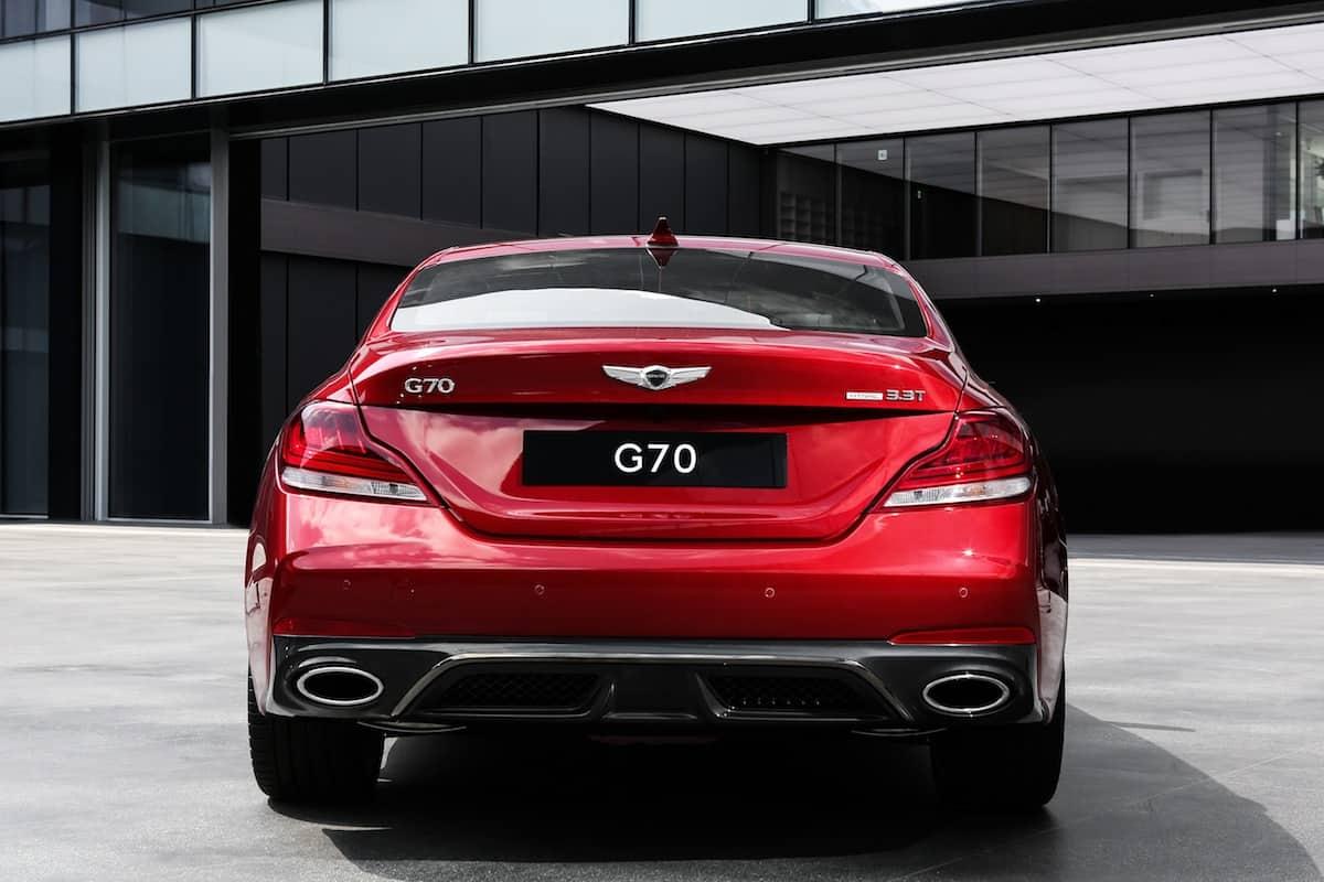 2018 genesis release date. simple genesis all new 365 hp 2018 genesis g70 sedan release date announced  6 intended