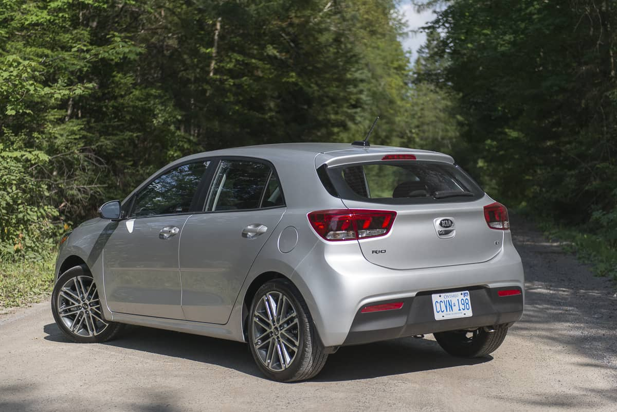 First Drive: 2018 Kia Rio 5-Door Hatchback Review