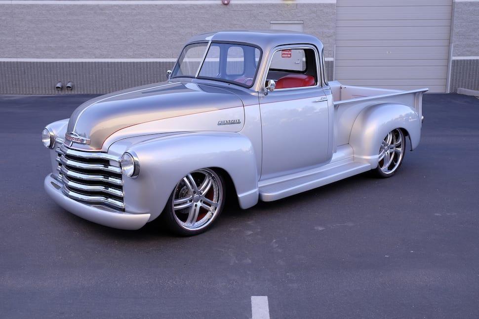 1950 Chevrolet 3100 Custom Pickup