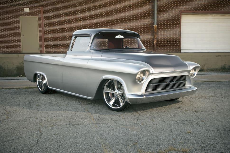 1957 Chevrolet 3100 Custom Truck