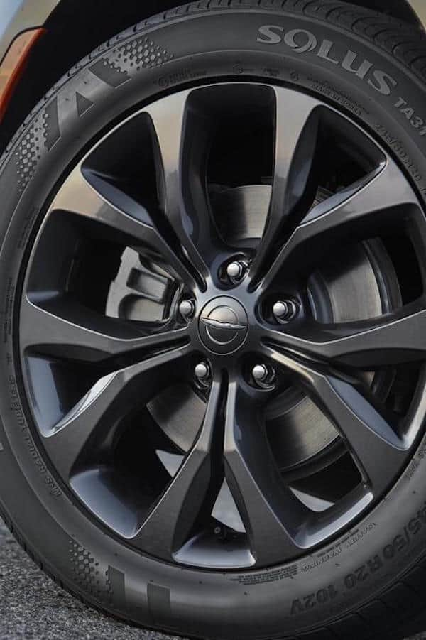 20 Gmc Wheels >> 2018 Chrysler Pacifica Release Date with Sporty S ...