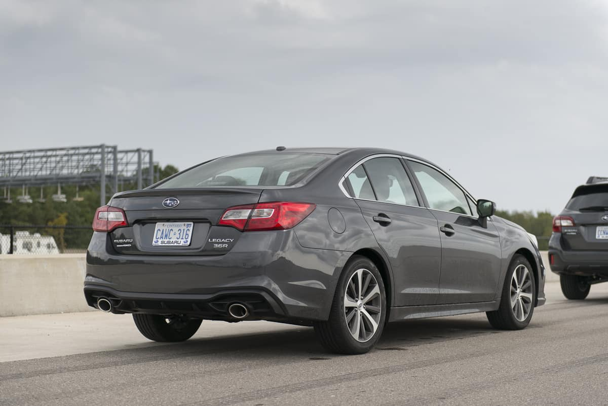 2018 subaru legacy.  2018 2018 subaru legacy review rear  in