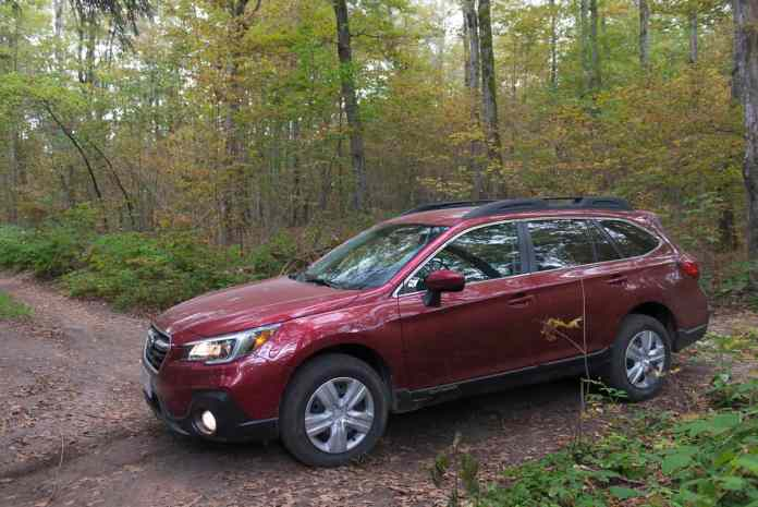 2018 subaru outback review first drive (17 of 17)