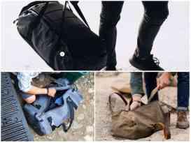 3 weekender bags tractionlife