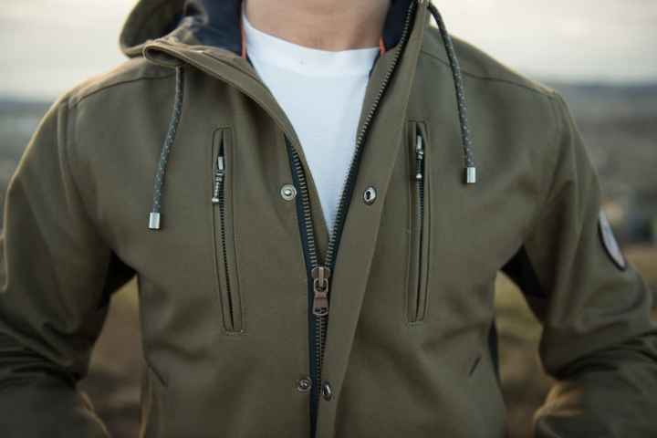 Road Gear: Mark II NATO Green Xeno Jacket by Jago