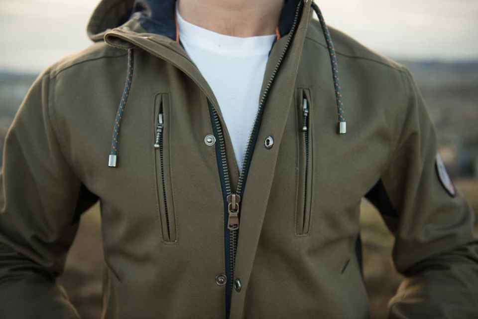 Mark II NATO Green Xeno Jacket by Jago
