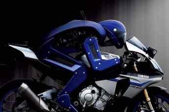 yamaha motoroid concept motorcycle 2
