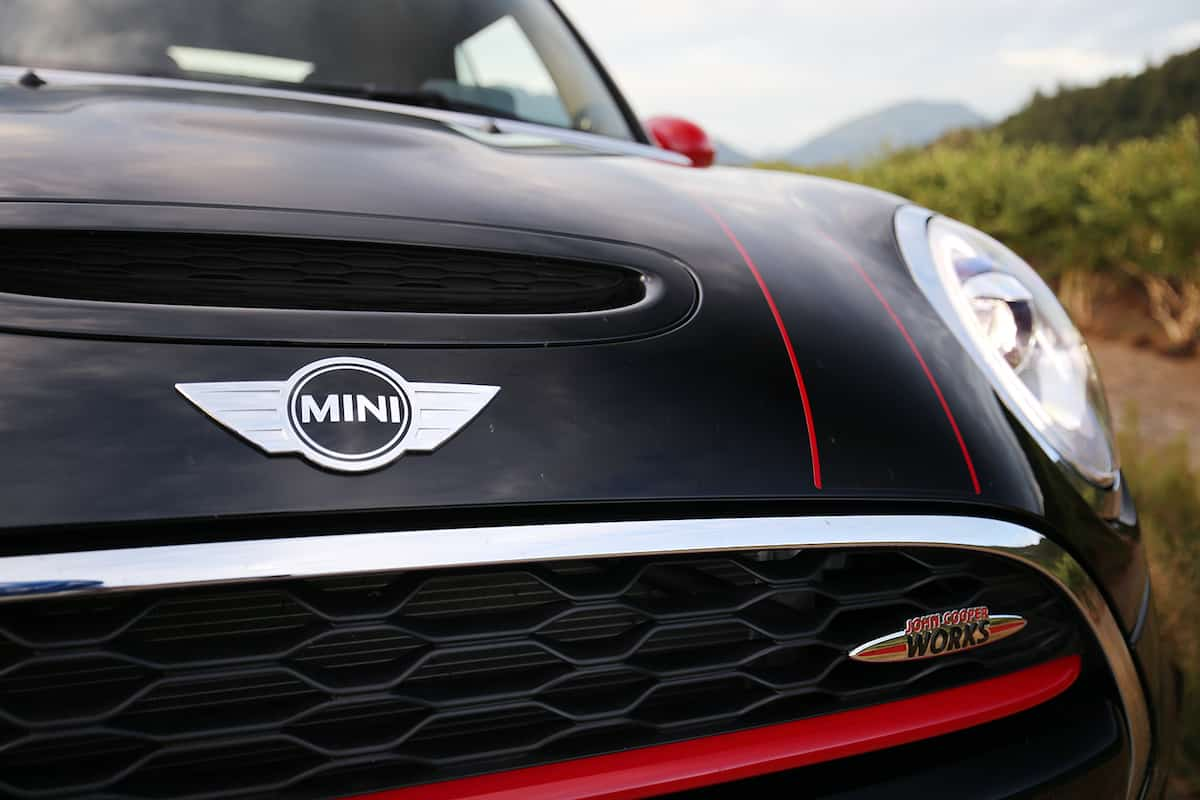 2017 MINI Cooper Convertible John Cooper Works