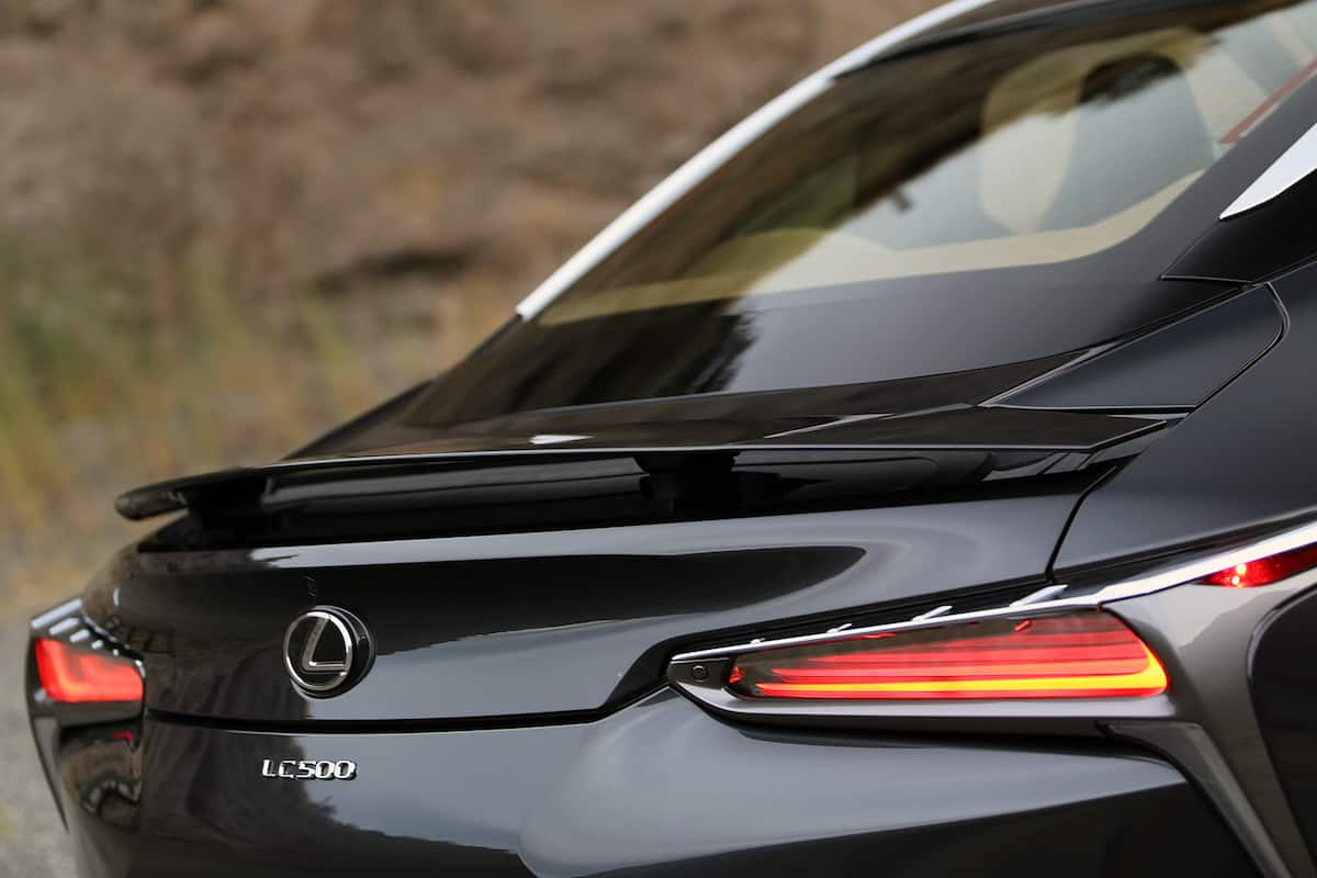 2018 Lexus LC 500 coupe6