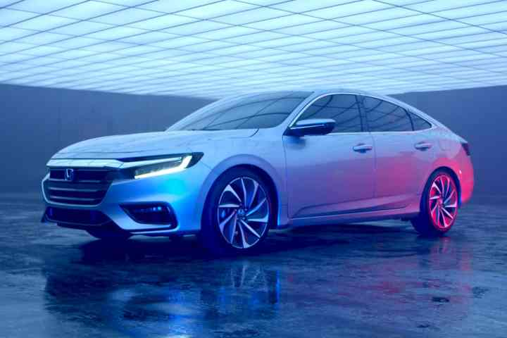 Honda keeps it simple with redesigned Insight hybrid