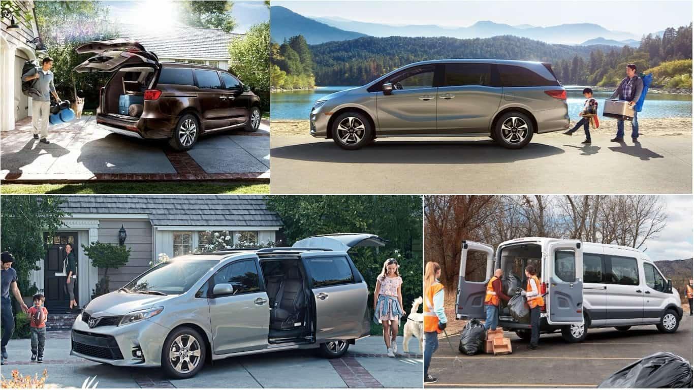 best minivan and van buyers guide tractionlife