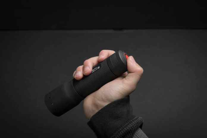 led lenser p7.2 flashlight review amee reehal