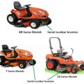 Has recalled about 6 100 riding mowers due to a potential fire hazard