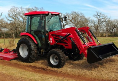 Mahindra Tractor Reviews