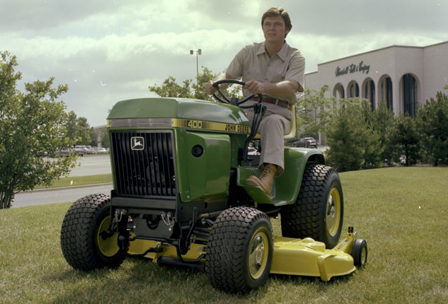 Need A Wiring Diagram For A 420 John Deer Lawn Tractor