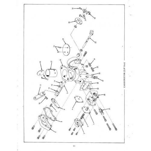 Allis-Chalmers D-14 Parts Manual