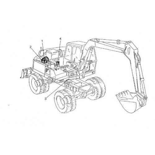 Atlas 1004 Parts Manual