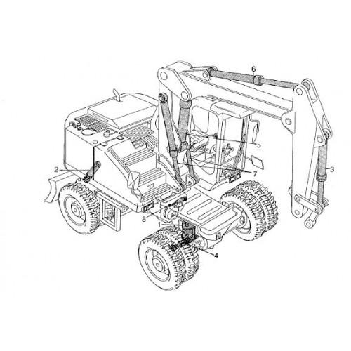 Atlas 1204 Serie 129 Parts Manual