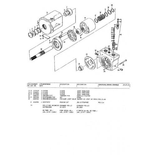 Atlas 1404 Parts Manual