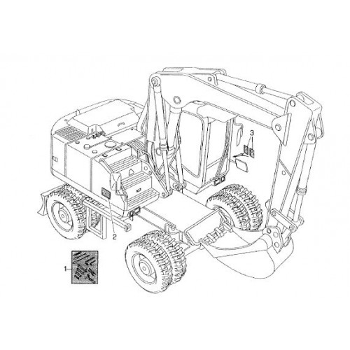 Atlas 1404 Serie 143 Parts Manual