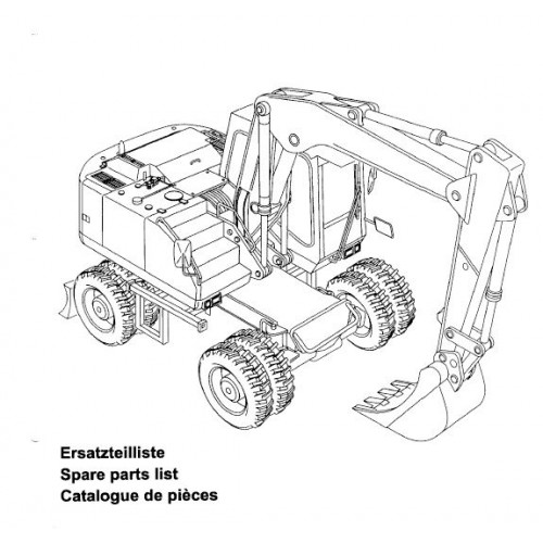 Atlas 1404 Service Manual