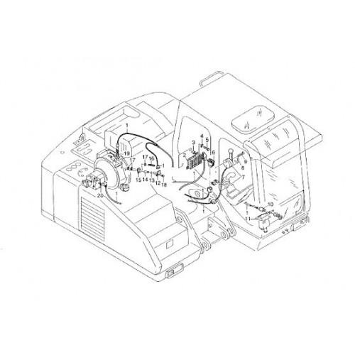 Atlas 1404 MK Serie 141 Parts Manual
