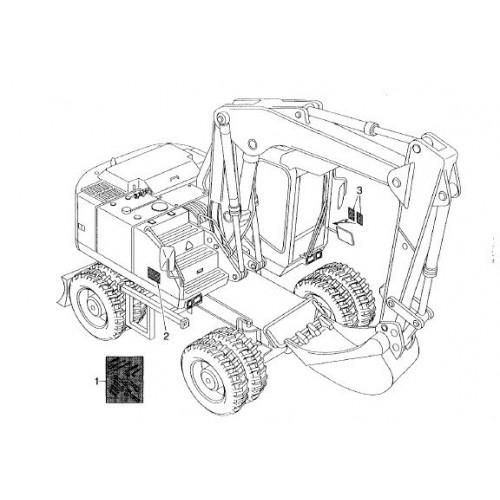 Atlas 1504 Serie 150 Parts Manual