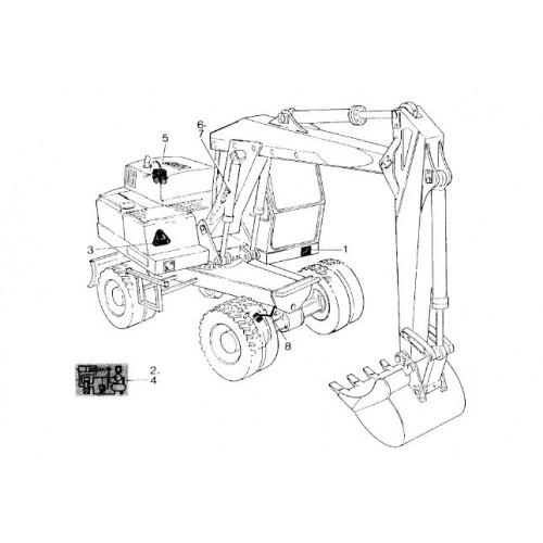 Atlas 1604 Parts Manual
