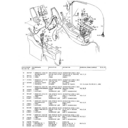 Atlas 1804 Serie 283 Parts Manual