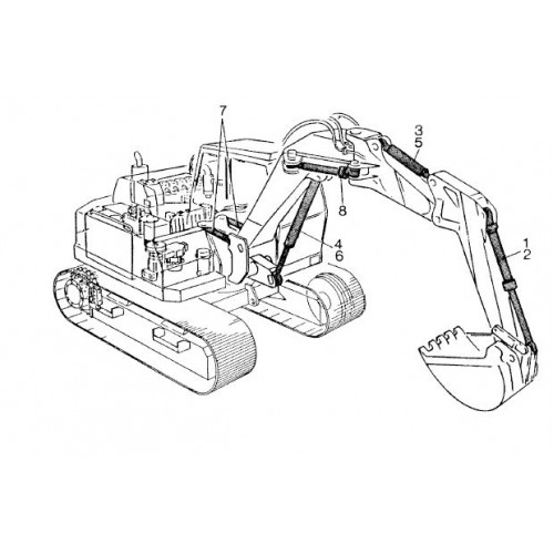 Atlas 1204 R Parts Manual