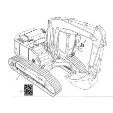 Atlas 1504 R Serie 150 Parts Manual