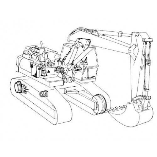 Atlas 1704 R Parts Manual