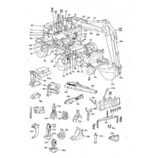 Atlas AB 1602 DK ZW Parts Manual