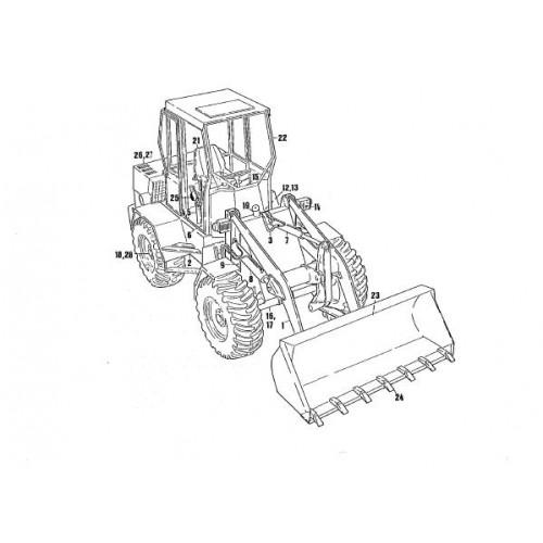 Atlas AR 52 D Parts Manual