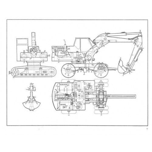 Atlas AB 1302 Operators Manual