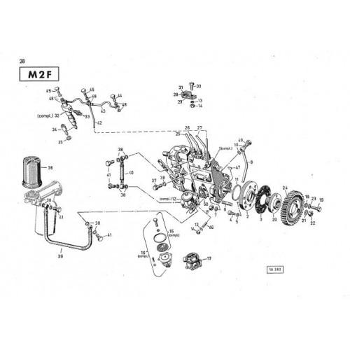 Deutz D5006 Parts Manual