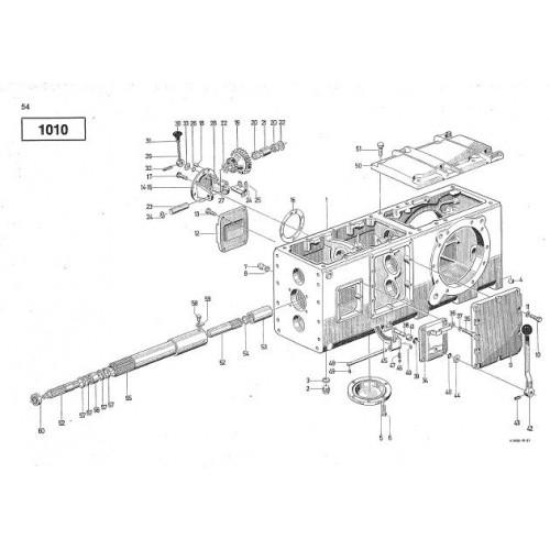 Deutz D9006 Parts Manual