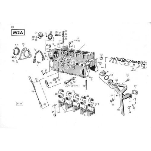 Deutz F4L514 Parts Manual