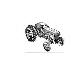 Fiat 550 Parts Manual