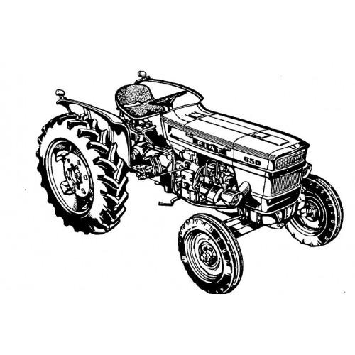 Fiat 650 Parts Manual