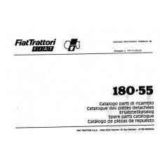 Fiat 180-55 Parts Manual
